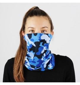 Multišátek Blue Camo